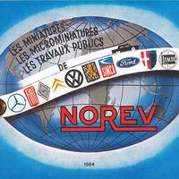 Norev katalógus 1964