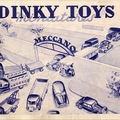 Dinky Toys katalógus 1950