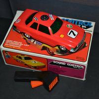 Sound Control Rallycar