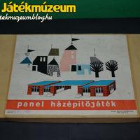 Panel házépítőjáték