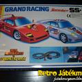 Grand Racing Speeder
