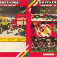 Britains Toy katalógus 1982