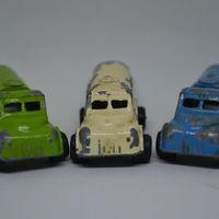 Fém teherautók