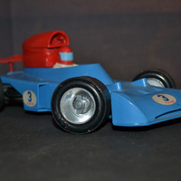 Távirányítós ITES Tyrrell 05