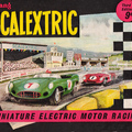 Scalextric katalógus 1962