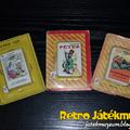 Régi mini kártyák