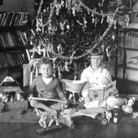 Karácsonyi hangulat egykoron