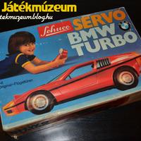 Schuco BMW Turbo Servo
