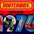 Matchbox katalógus 1976