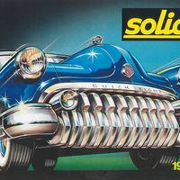 Solido katalógus 1987/88