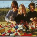 Lego System katalógus 1970