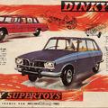 Dinky Toys Dinky Supertoys 1965 katalógus