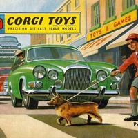 Corgi katalógus 1963