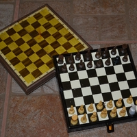 Mágneses mini sakk