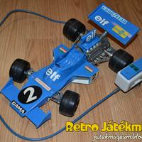 GAMA Tyrrell Ford 007