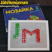 Mozaik 2 kirakós játék