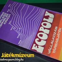 Ecopoly vállalkozási társasjáték