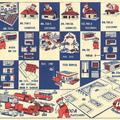 Lego System katalógusok 60-as évek