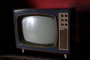Így néztünk TV-t régen