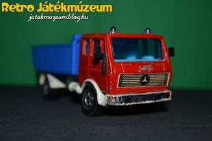 Metalcar Mercedes kamion
