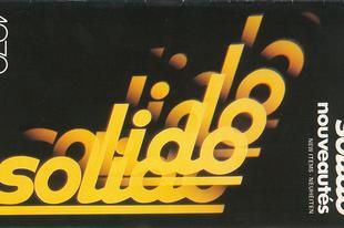 Solido katalógus 1979