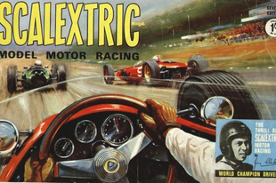Scalextric katalógus 1966