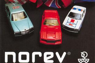Norev katalógus 1979-80-82-83