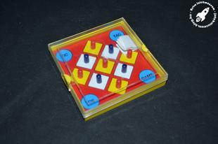 Tic-tac-toe játék