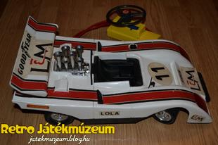 Ellegi LOLA Can-Am távirányítós autó