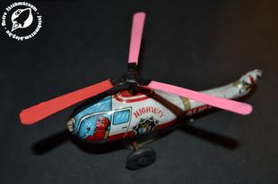 Japán lendkerekes helikopter