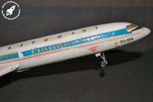 Plasticart TU-154