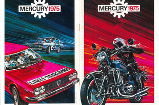 Mercury Models 1975