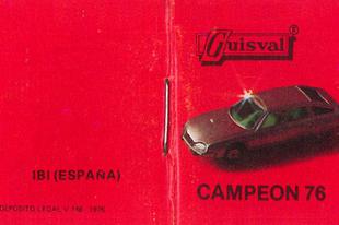 Guisval katalógus 1976