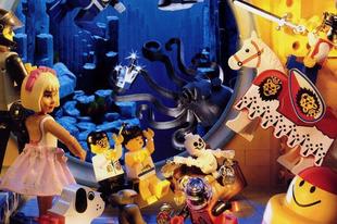 Lego katalógus 1995
