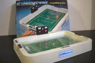 Játékmúzeum TV 222.adás - Dribblingtronic (Elektromos foci)