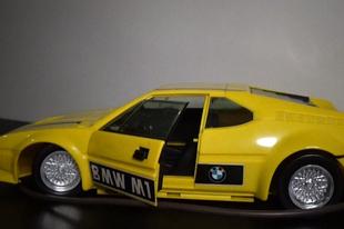 Játékmúzeum TV 224.adás - Joustra BMW M1