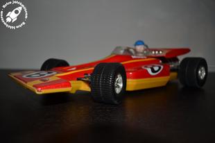Joustra Monza távirányítós F1-es autó