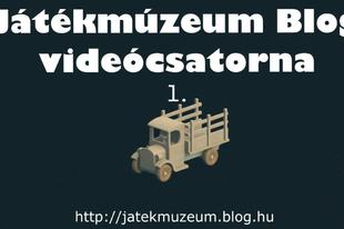 Játékmúzeum TV 1.rész