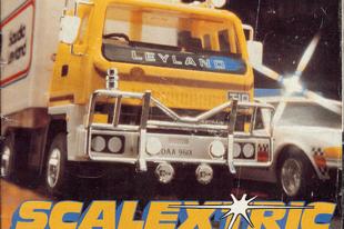 Scalextric katalógus 1983