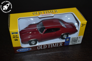 Old Timer sorozat 1969-es Pontiac GTO