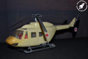 Kínai mentőhelikopter