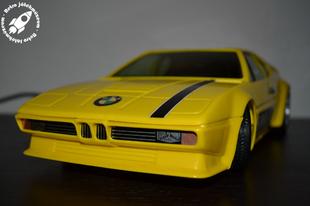 Joustra BMW M1 távirányítós autó