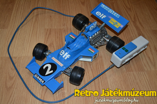 GAMA Tyrrell Ford 007