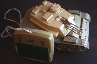 Játékmúzeum TV 232.adás - Szovjet távirányítós harcjármű