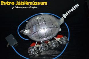 Apróbb javítás a Lunochod holdjárón