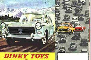 Dinky Supertoys 1961