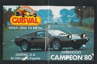 Guisval katalógus 1980