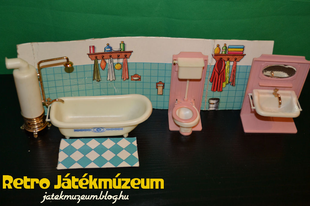 Fürdőszobabútor lányoknak