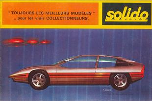 Solido katalógus 1970