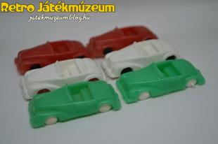 Trafikos kisautók